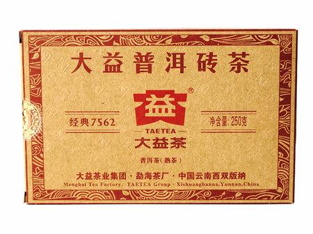"""2013 Шу Пуэр """"7562"""" Мэнхай"""
