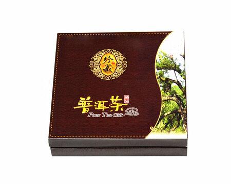 Коробка для пуэра подарочная премиум