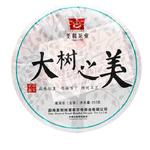 Шен Пуэр «Красота древнего дерева» Шэнгхе (2014 год)