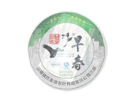 """2011 Шен Пуэр Мэнку """"Му Е Чунь"""""""