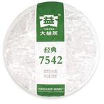 "Шен Пуэр ""7542"" Мэнхай Да И (2013 год)"