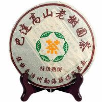 """Шу Пуэр """"Гу Шу Ба Да"""" Фухай (2004 год)"""