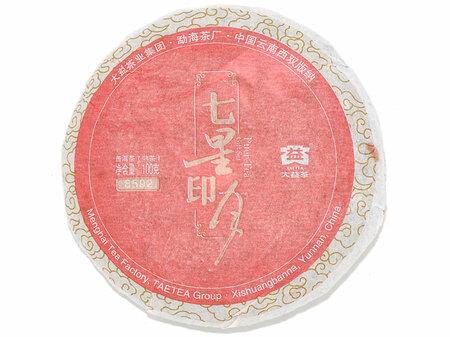 "2013 Шу Пуэр ""8592"" Мэнхай Да И"