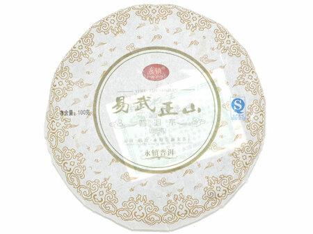 2013 Шен Пуэр Иву Йонг миниблин
