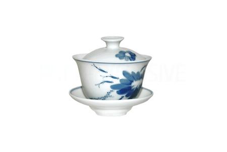 """Гайвань для чая """"Цветы"""""""