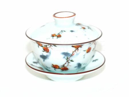 """Гайвань для чая """"Рыбки"""""""